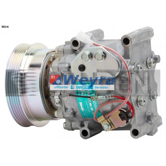 Klimakompressor TRS090 3014