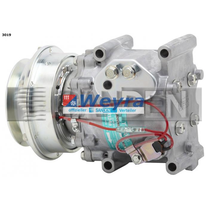 Klimakompressor TRS090 3019