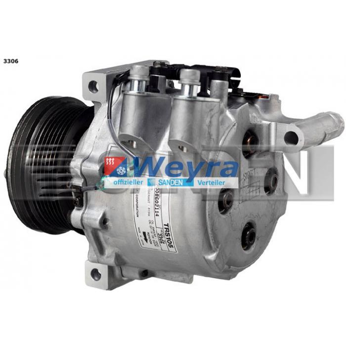 Klimakompressor TRS105 3306