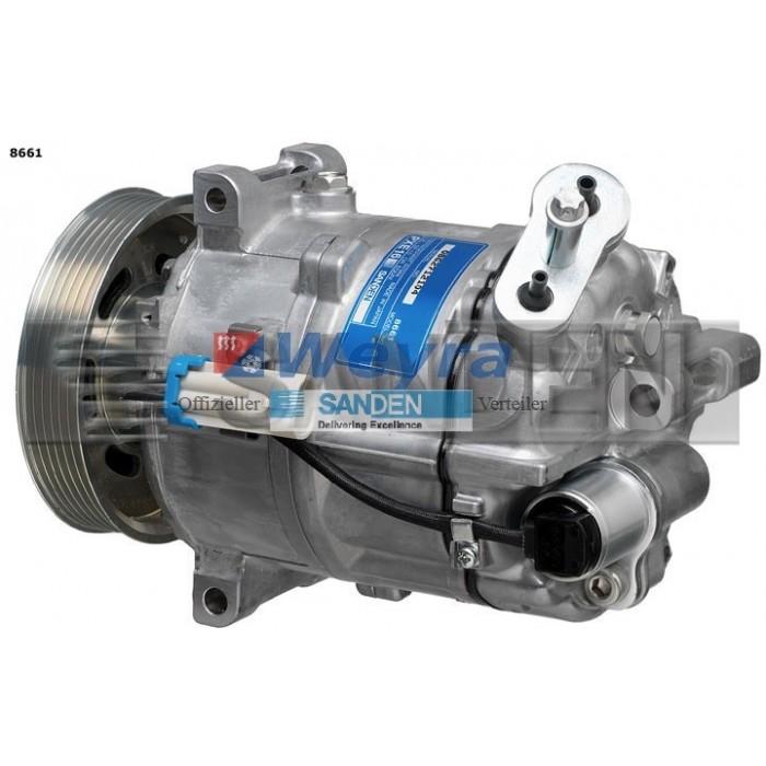 Klimakompressor PXE16 8661