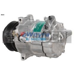 Klimakompressor PXV16 8634