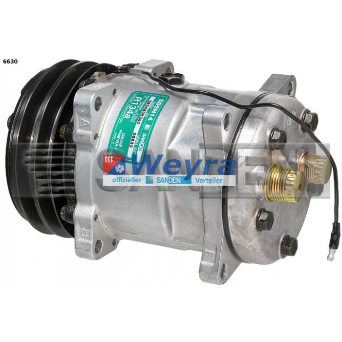 Klimakompressor SD5H14 6630