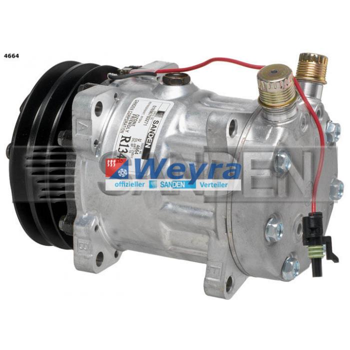Klimakompressor SD7H15 4664