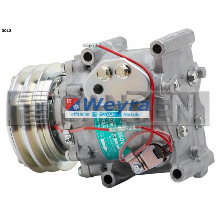 Klimakompressor TRS090 3012